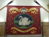 Vintners' banner – responsibility for swan upping