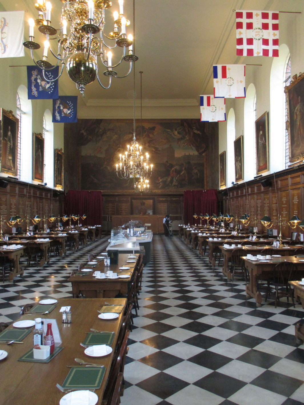 Royal Hospital Chelsea, Great Hall