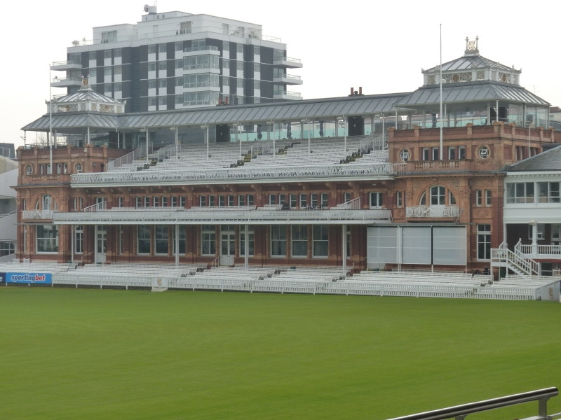 Guided tour of Lords Cricket Ground